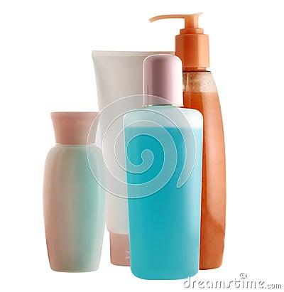 Free Set Of Perfumery Royalty Free Stock Photo - 3700625