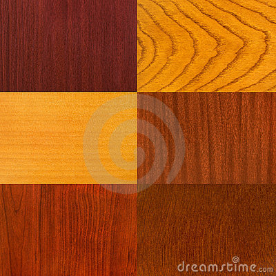 Free Set Of Wood Backgrounds Stock Images - 7648124