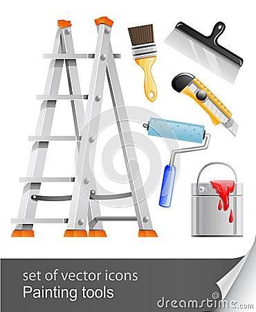 Set painter tools