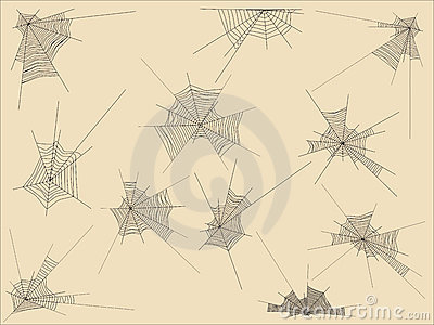 Set of realistic webs