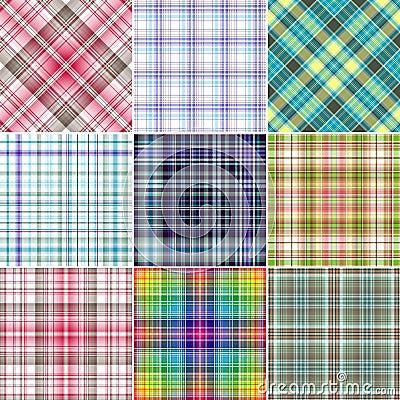 Set repeating patterns