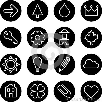 Set of signs or symbols