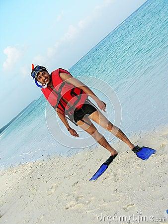 Set for Snorkeling