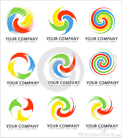 Swirl Logo Collection