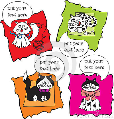 Set talk cats