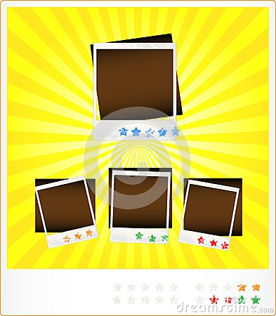 Set template old photoframeworks