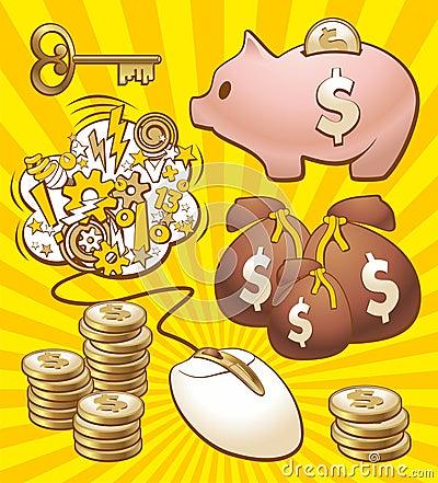Set to make money