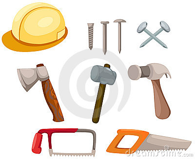 Set of tools construction