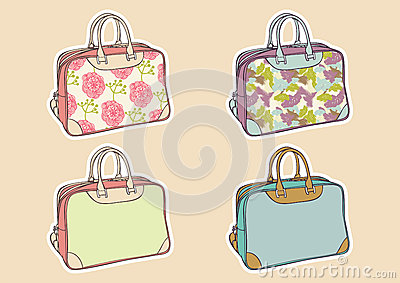 Set travel bags