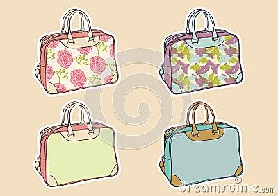 Set travel bags
