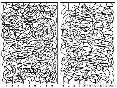 Two labyrinths