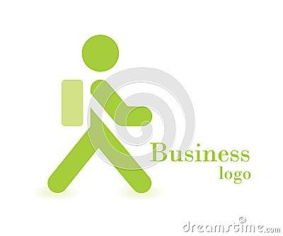 A set of unique logo design