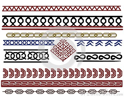 Border pattern free vector download 21902 Free vector
