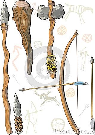 Caveman Clipart