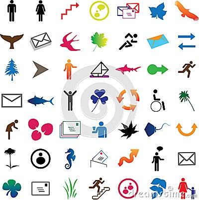 Set web-icons - 1