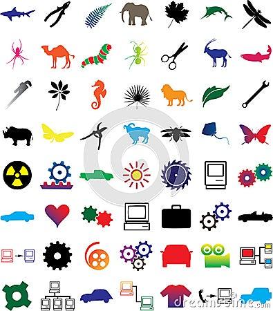 Set web-icons - 3