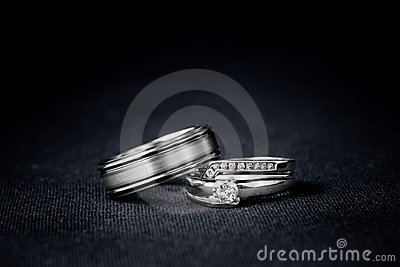 Set of Wedding Rings