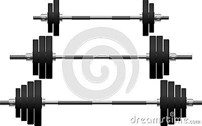 Set of weight