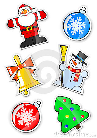 Free Set_stickers(24) Royalty Free Stock Photo - 16782265