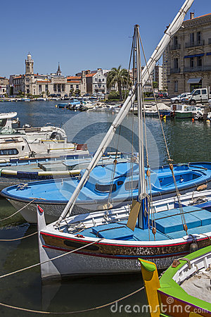 Sete - French Riviera