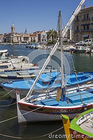 Sete - French Riviera