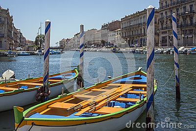 Sete - South of France