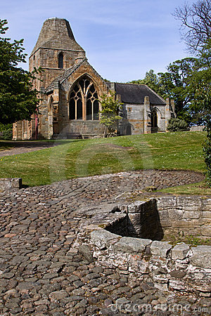 Seton Collegiate Church, Edinburgh, Scotland
