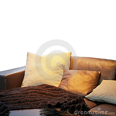 Settee pillows