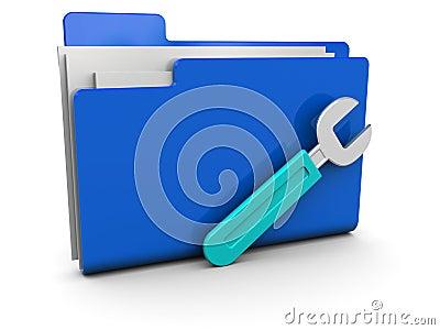 Settings folder