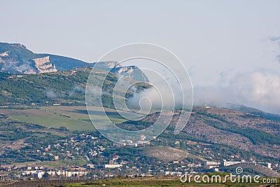 Settlement in Crimea
