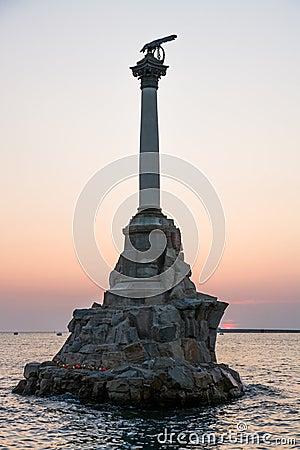 Sevastopol, monument