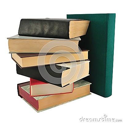 Seven books