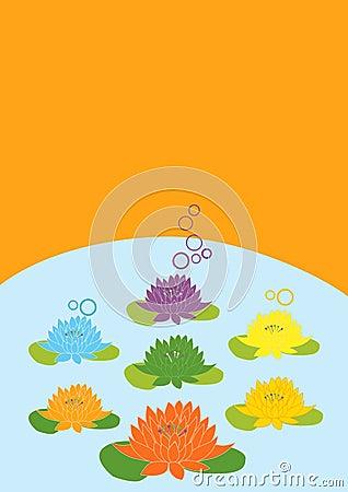 Seven Lotus.