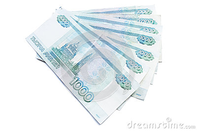 Seven thousand rouble
