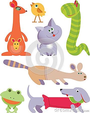 Seven Toys icon set