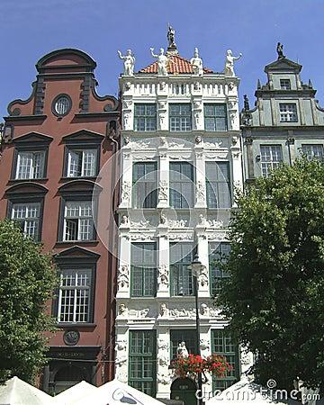 Seventeenth century house