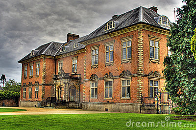 Seventeenth century stately home Tredegar House
