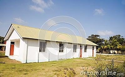 Seventh Day First Adventist Church Big Corn Island Nicaragua Cen