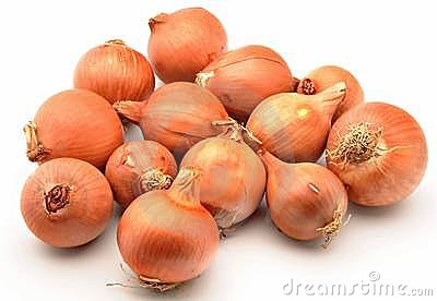 Several onions