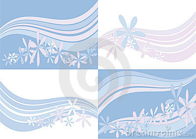 Several pastel backgrounds