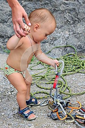 Severe climber