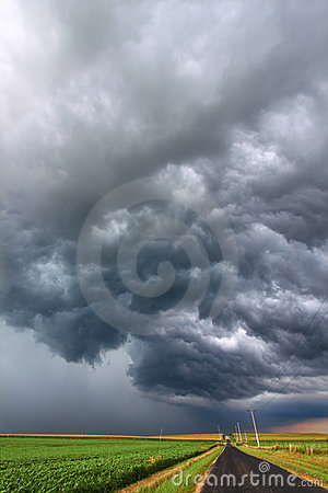 Severe Thunderstorm in Illinois