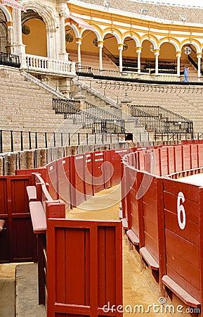 Seville bullring - Gate Number 6
