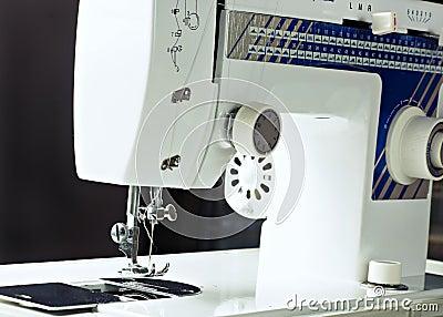 Sew machine yarn and needle work tool