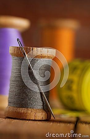 Sewing items macro