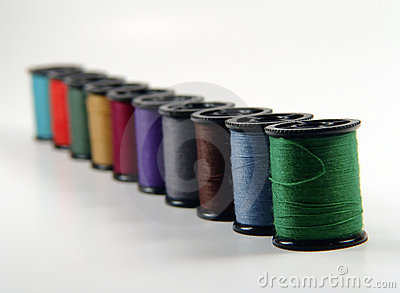 Sewing Thread Spools