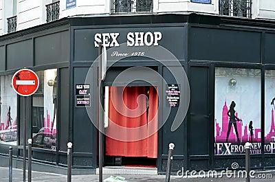 sex shop paris plan sexe