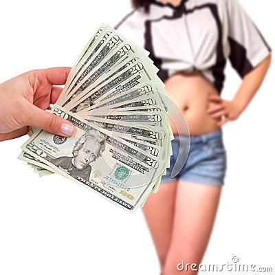 Sexe pour l argent