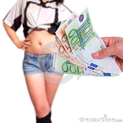 Sexo para el dinero