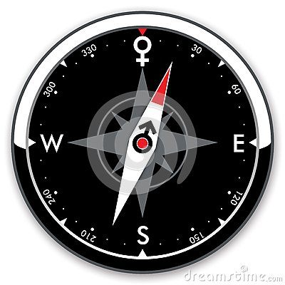 Sexual compass